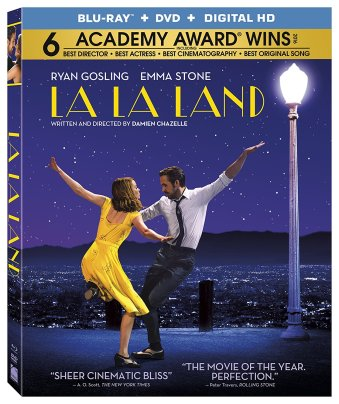 La La Land Bluray